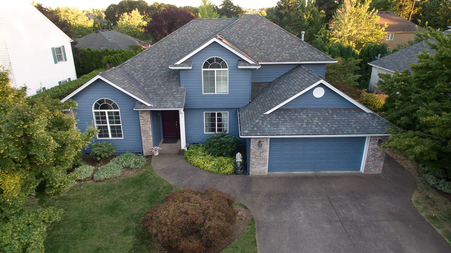 Roofing Oregon Amp Steamed Cedar Shingles