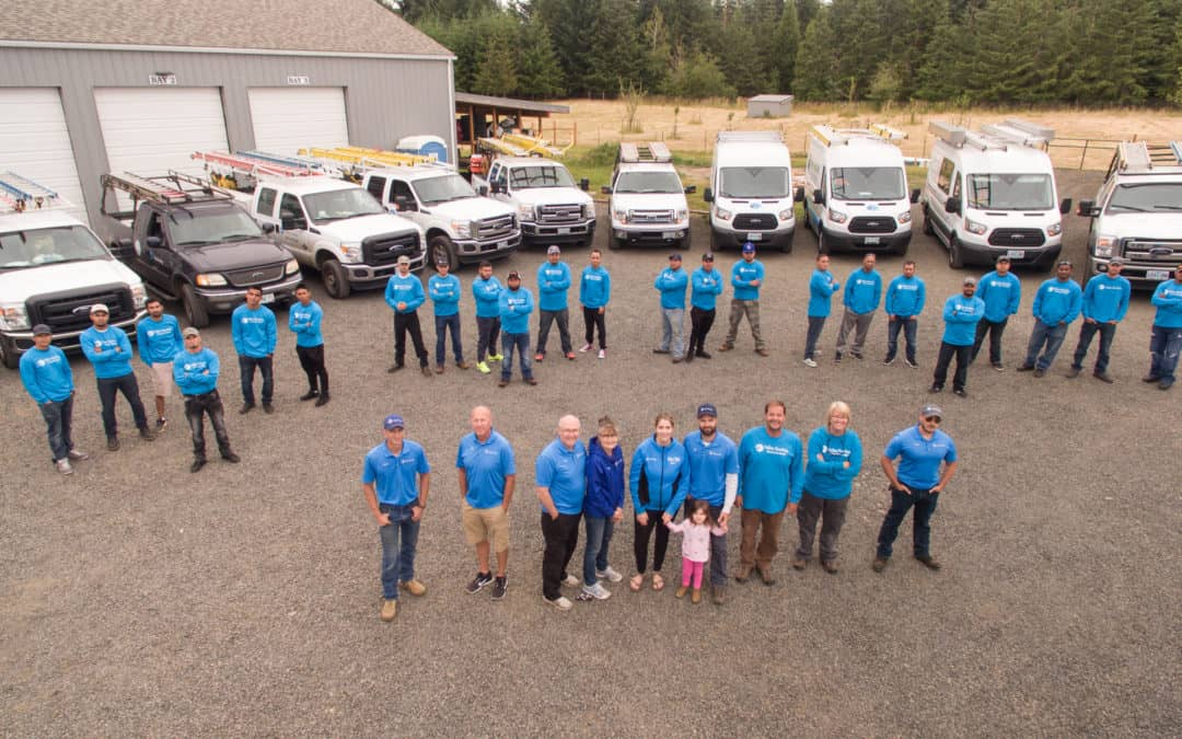Staff and Owners of Valley Roofing Salem, Oregon