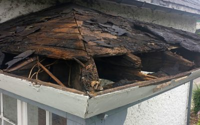 Top Reasons For Roofing Failure